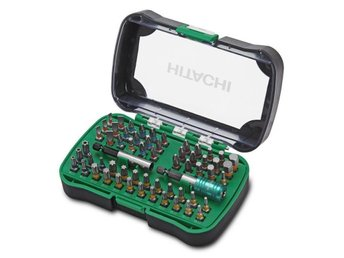 Hitachi Bitsbox, 60-delar - Ystad - Hitachi Bitsbox, 60-delar - Ystad