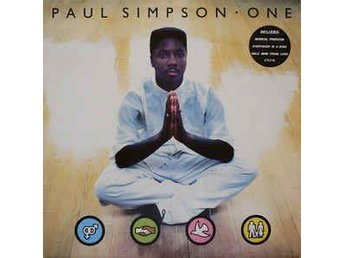 Paul Simpson – One, vinyl-Lp