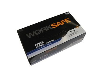 Worksafe Vinyl Puderfri Small