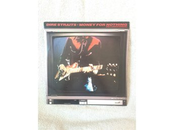 Dire Straits money for nothing live vinyl