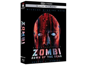 Dawn of the Dead (6-Disc 4K Blu-ray! Ultra-HD) George Romero 1978 - ULTIMATE BOX