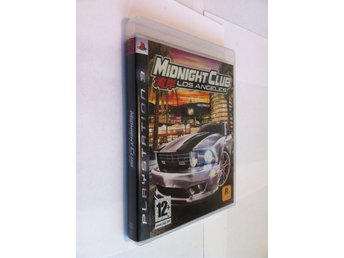 PS3: Midnight Club Los Angeles