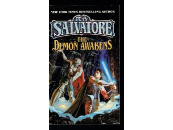 R.A. Salvatore - The demon awakens (På Eng)