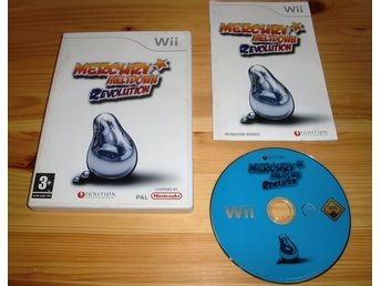 Wii: Mercury Meltdown Revolution