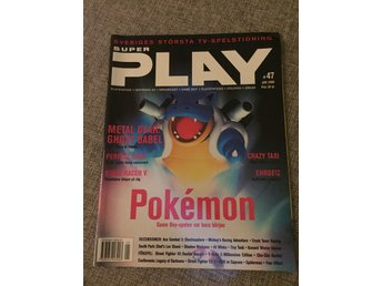 Super play, nr 47, jan 2000