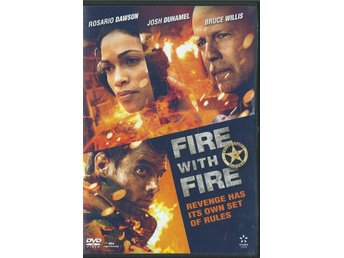 FIRE WITH FIRE - BRUCE WILLIS  ( SVENSKT TEXT )