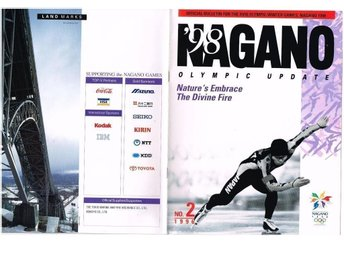 '98 NAGANO OLYMPIC UPDATE No. 2 1996