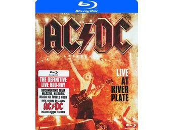 AC/DC: Live at River Plate 2009 (Blu-ray)