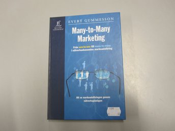 Many-to-Many marketing - Evert Gummesson