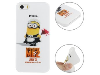 iPhone 5/5S TPU Minions Skal Phil