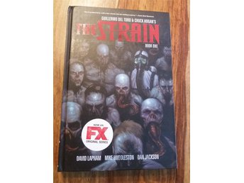 The Strain - Book 1 ( Hardcover)