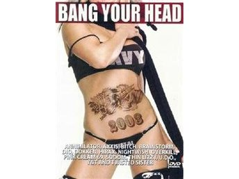 Bang your head 2003 (DVD)