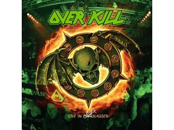 Overkill: Live in Overhausen (Blu-ray + 2 CD)