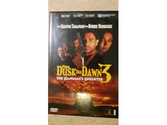 From Dusk till Dawn 3: The Hangman's Daughter SVENSK