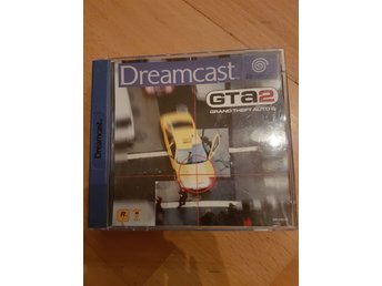 GTA 2 Dreamcast PAL