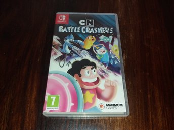 Cartoon Network Battle Crashers, Nintendo Switch, Komplett!