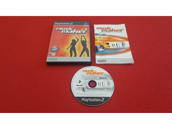 MUSIC MAKER till Sony Playstation 2 PS2