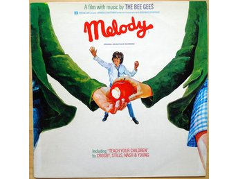 Bee Gees m.fl.-Original Soundtrack Recording From Melody (Polydor 2383 043) 1971