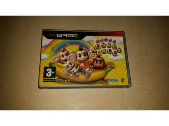 Super Monkey Ball - Nokia NGAGE (Komplett!)