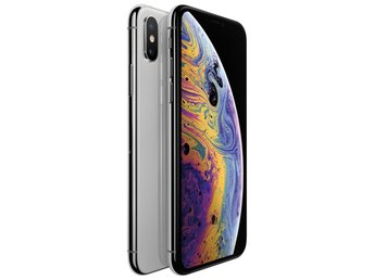 Super REA Apple iPhone XS 64GB Helt NY Olåst Silver