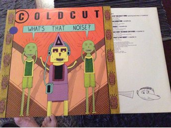 Coldcut - what`s that noice?