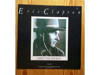 Eric Clapton, I Shot The Sheriff, Cocaine, Knockin' On Heavens Door, Excellent