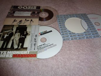 OASIS DEXYS & THE MIDNIGHT RUNNERS ISOLATION YEARS CD SINGLAR