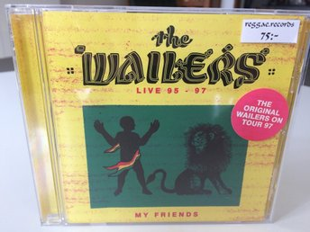 the Wailers -My Friends Live 95-97 CD