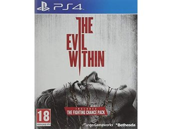 "PS4-spel ""The Evil Within"""