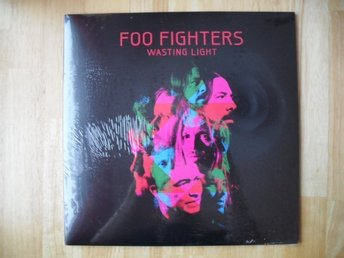 Foo Fighters - Wasting light (2-LP)