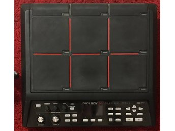 Roland SPD-SX Drum Sampling Pad and Mount (spdsx)