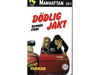 Manhattan-pocket nr 261, Dödlig jakt, 1973 - Skepplanda - Manhattan-pocket nr 261, Dödlig jakt, 1973 - Skepplanda