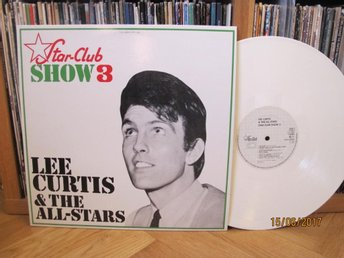 Lee Cutis & The All-Stars - Star Club Show 3, GER lp 1986