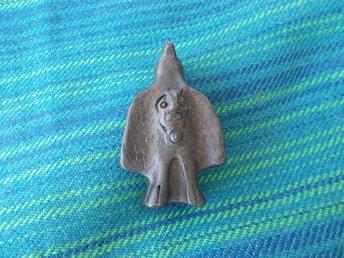 Skulptur figurin fågel figur - Halmstad - Skulptur figurin fågel figur - Halmstad