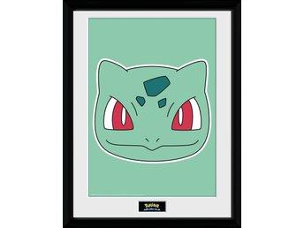 Tavla - Pokemon - Bulbasaur Face