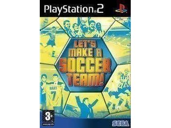 Let´s Make A Soccer Team   - PS2