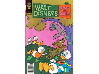 Walt Disneys Comics and Stories nr 464 (1979) / VG/FN / bra lässkick