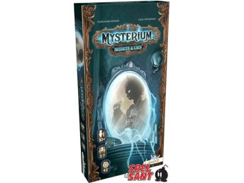Mysterium Secret & Lies Expansion (Svensk Version)
