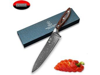NEW Chef Knife Professional Kitchen Knives Damascus VG10 Stainless Steel