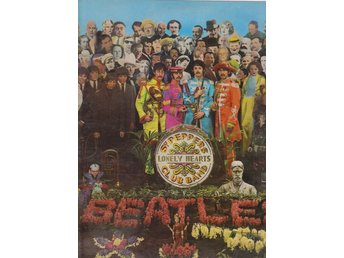 The Beatles: St Peppers Lonely Hearts Club Band