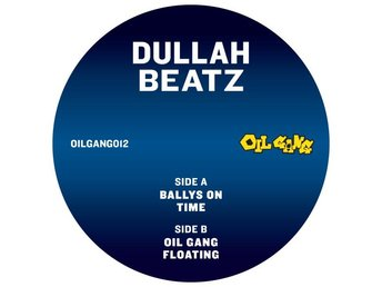 "Dullah Beatz: Bally's On (Vinyl 12"")"