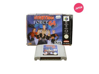 Fighting Force 64 (EUR / N64)