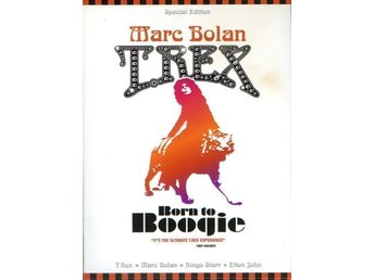 Marc Bolan / T.Rex– Born To Boogie dvd