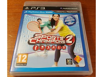 Sports Champions 2 - Komplett - PS3 / Playstation 3