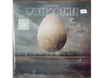 Wolfmother - Cosmic Egg - 2LP