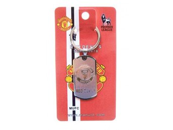 Nyckelring Manchester United FC