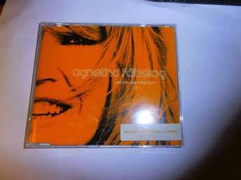 Agnetha Fältskog - When You Walk In The Room (Abba) (Cd-maxi)