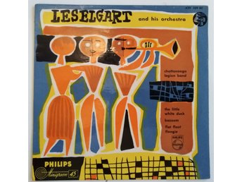 "Les Elgart and his Orchestra 7"" EP"