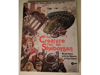 The Creature That Ate Sheboygan, SPI.