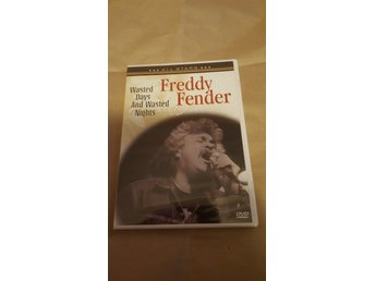 Freddy Fender - Wasted Days And Wasted Nights (DVD)